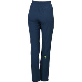 Karpos Free Shape Stone Pantalones Mujer, insignia blue